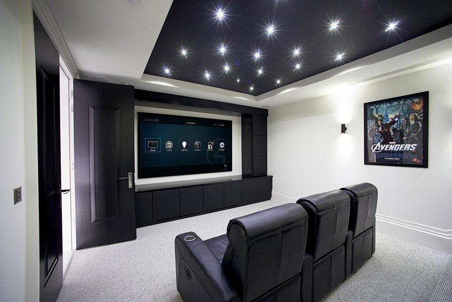 Media room installers