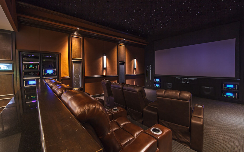 Home Theater Installers in Houston
