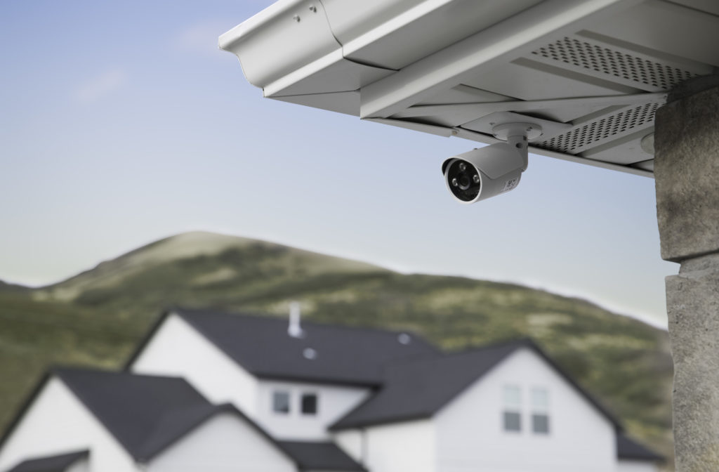Security camera installers in Houston